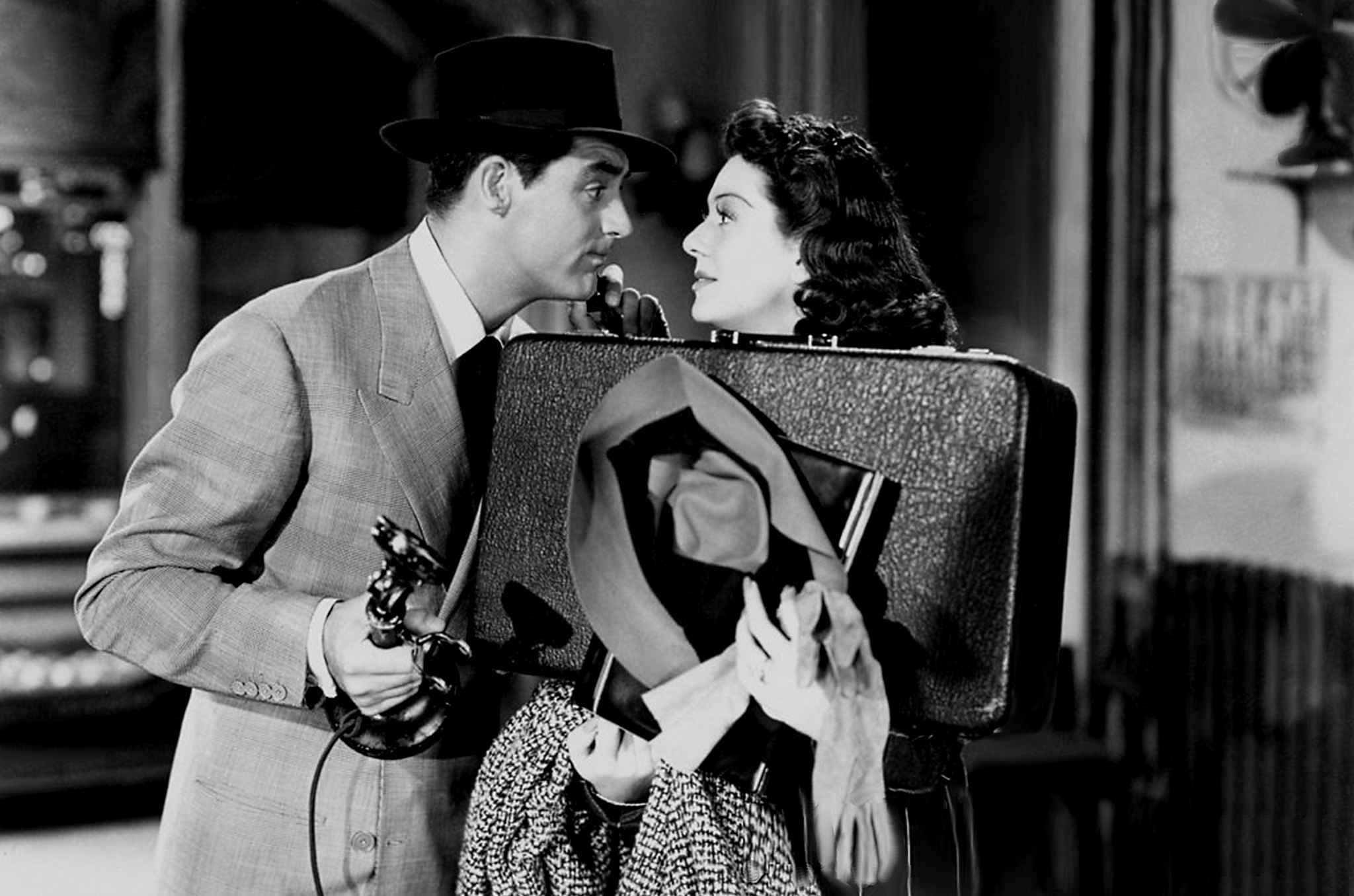 Romance movie: FILM Romantic movie: His Girl Friday