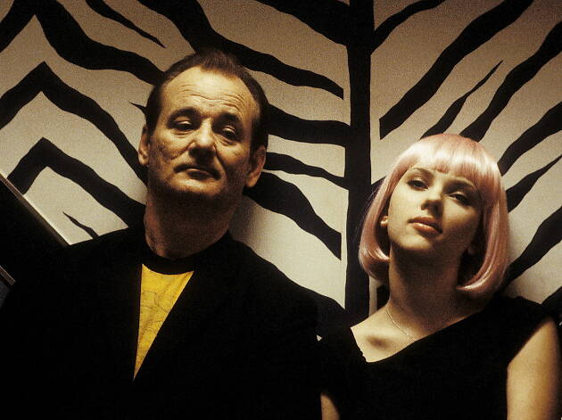 Romantic film: Lost in Translation