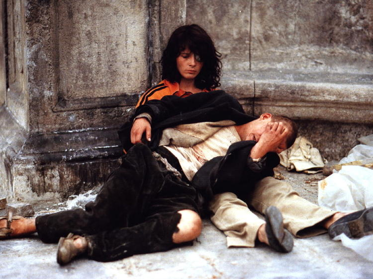 Les Amants Du Pont Neuf (1991)