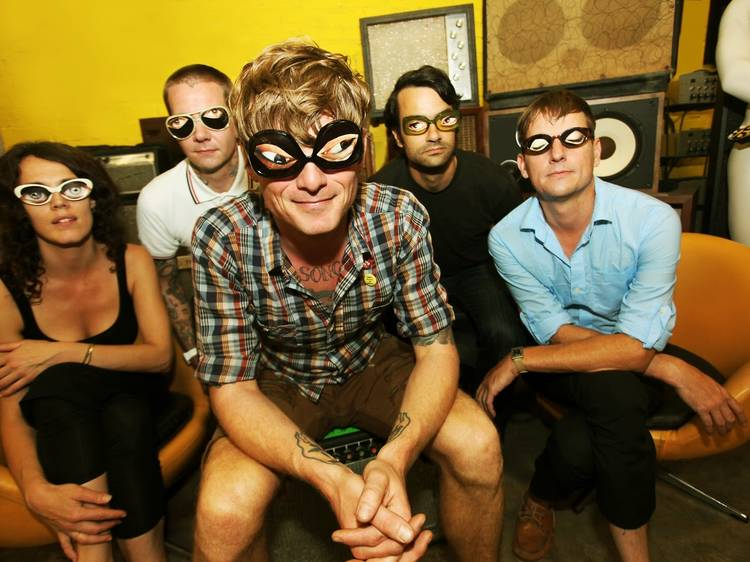Samedi • Thee Oh Sees