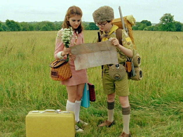 Romance movie: Moonrise Kingdom