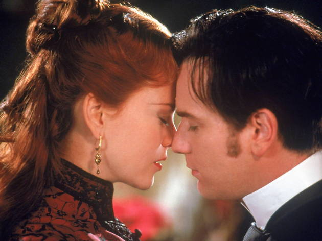 Romance movie: Moulin Rouge