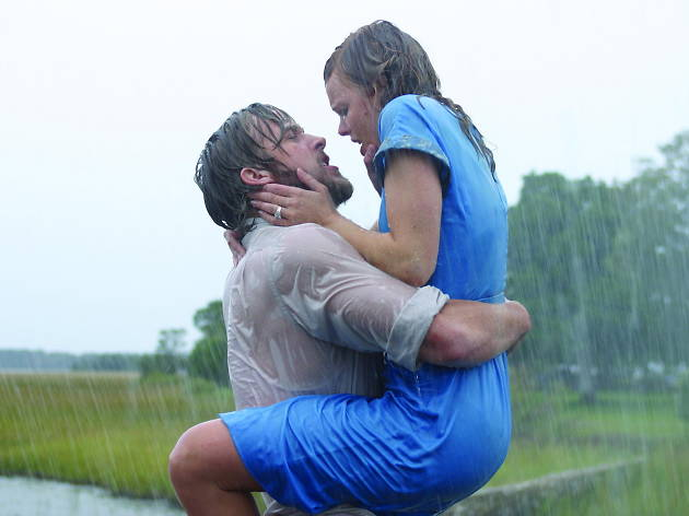 Romantic movie: The Notebook