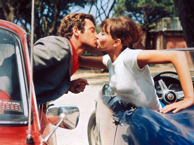 Romantic movie: Pierrot le Fou