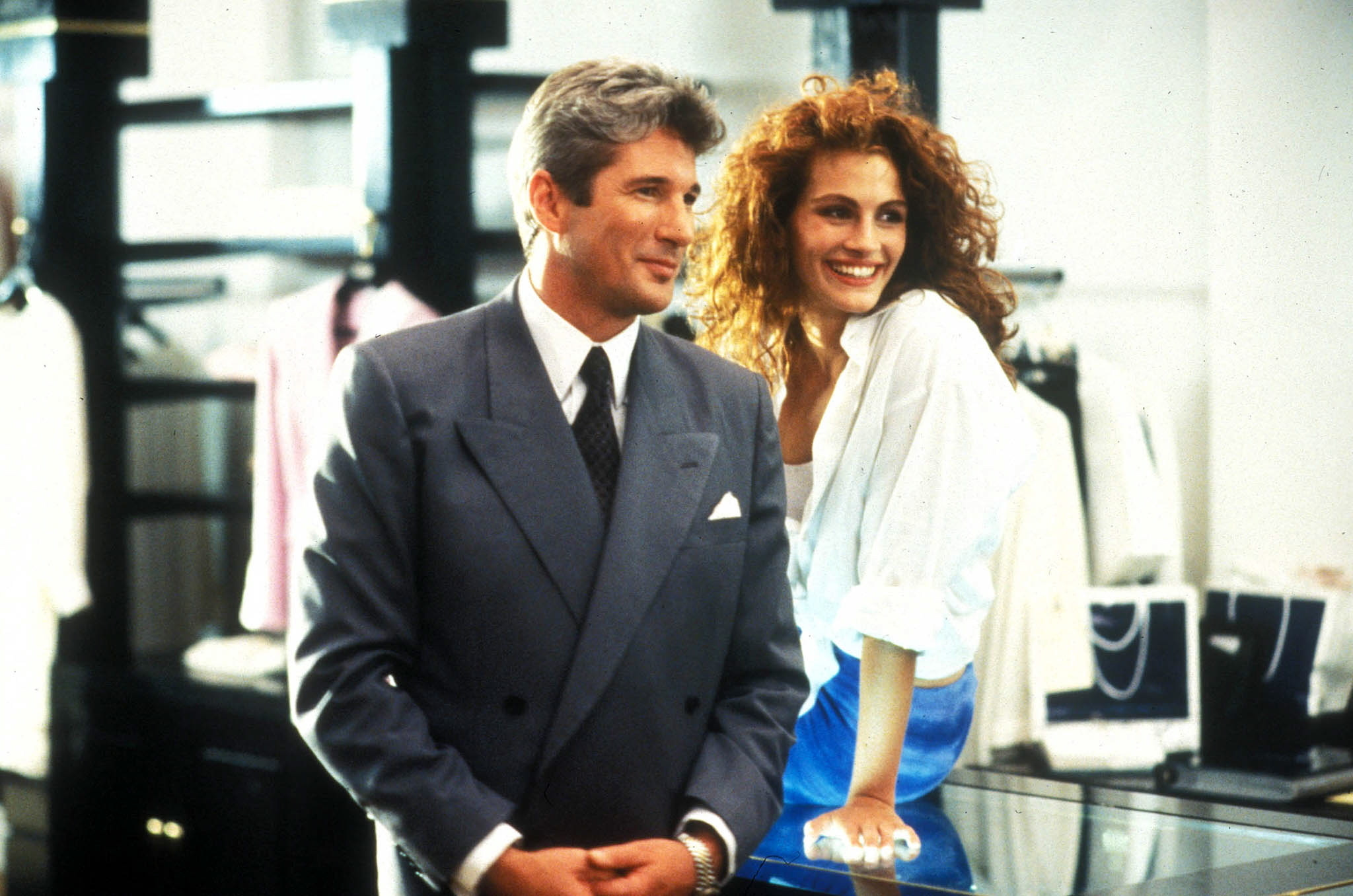 Romantic movie: Pretty Woman
