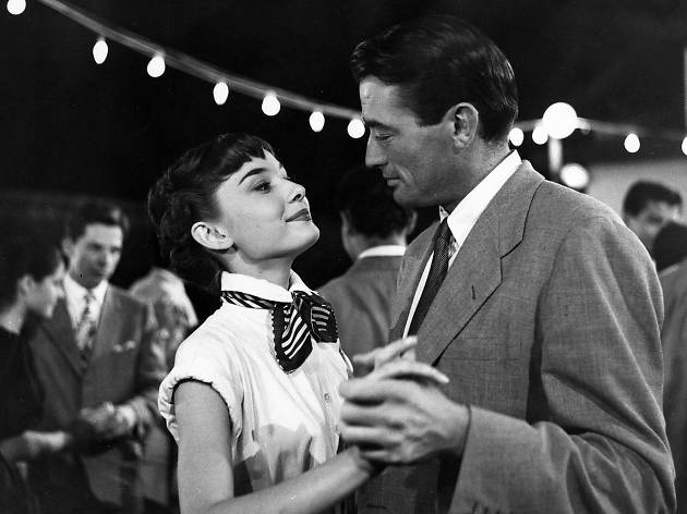 Romantic movie: Roman Holiday