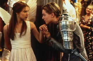 Romantic movie: Romeo + Juliet