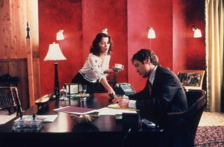 Romantic movie: Secretary