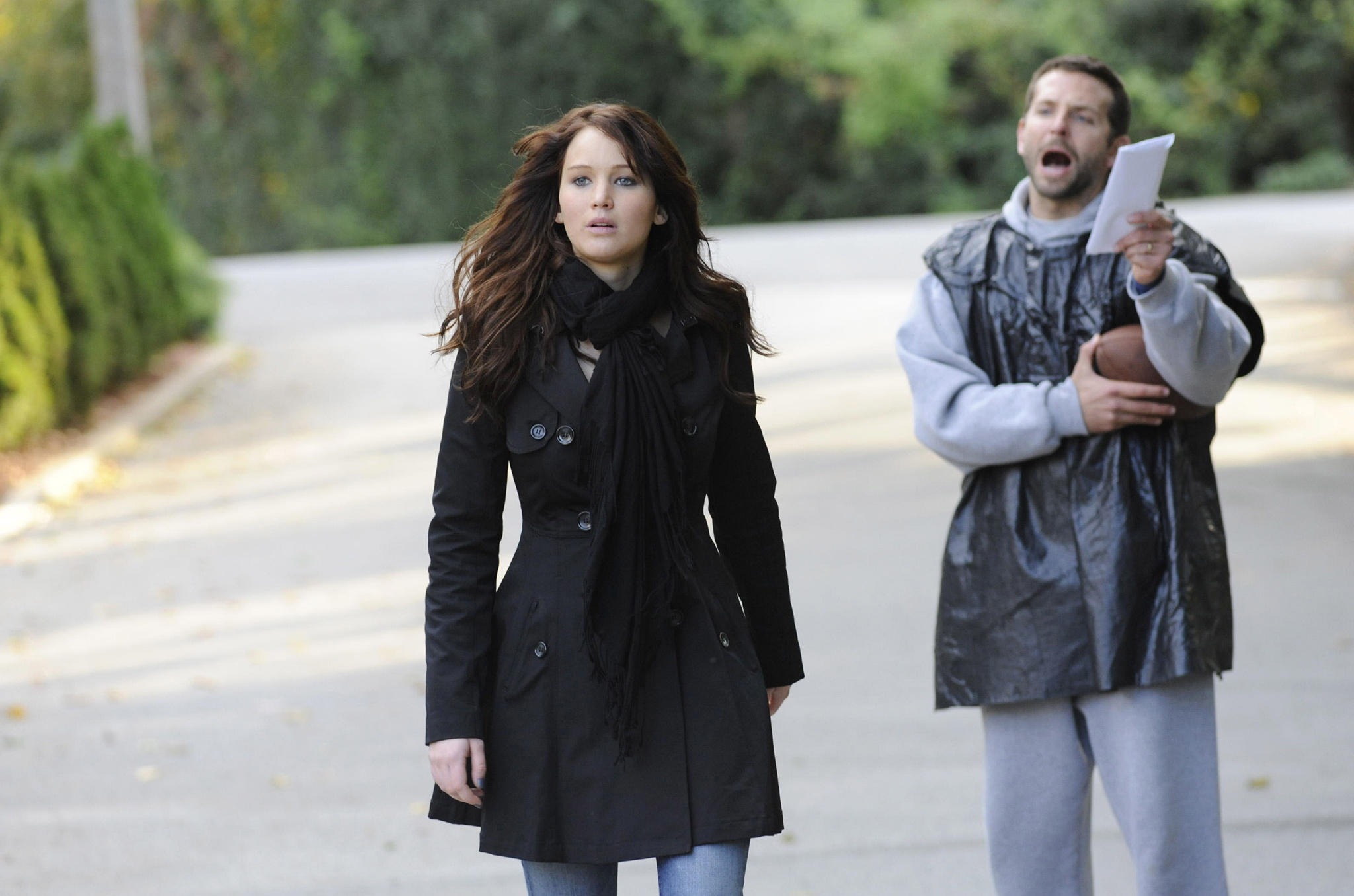 Romantic movie: Silver Linings Playbook