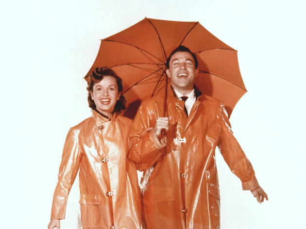 Romantic film: Singing in the Rain