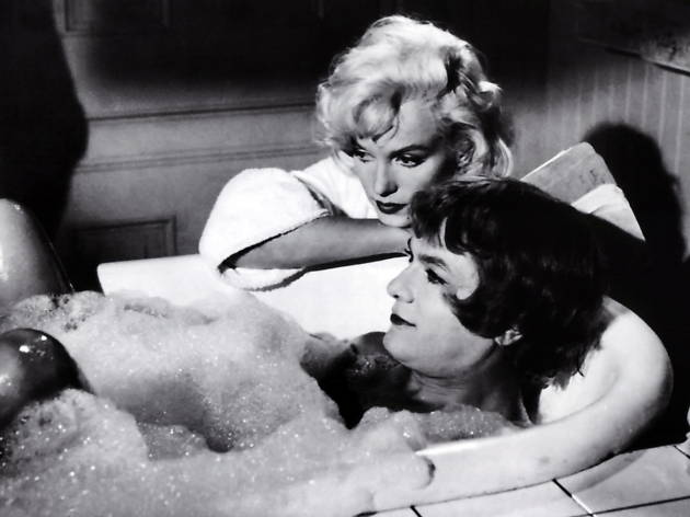 Romantic film: Some Like it Hot