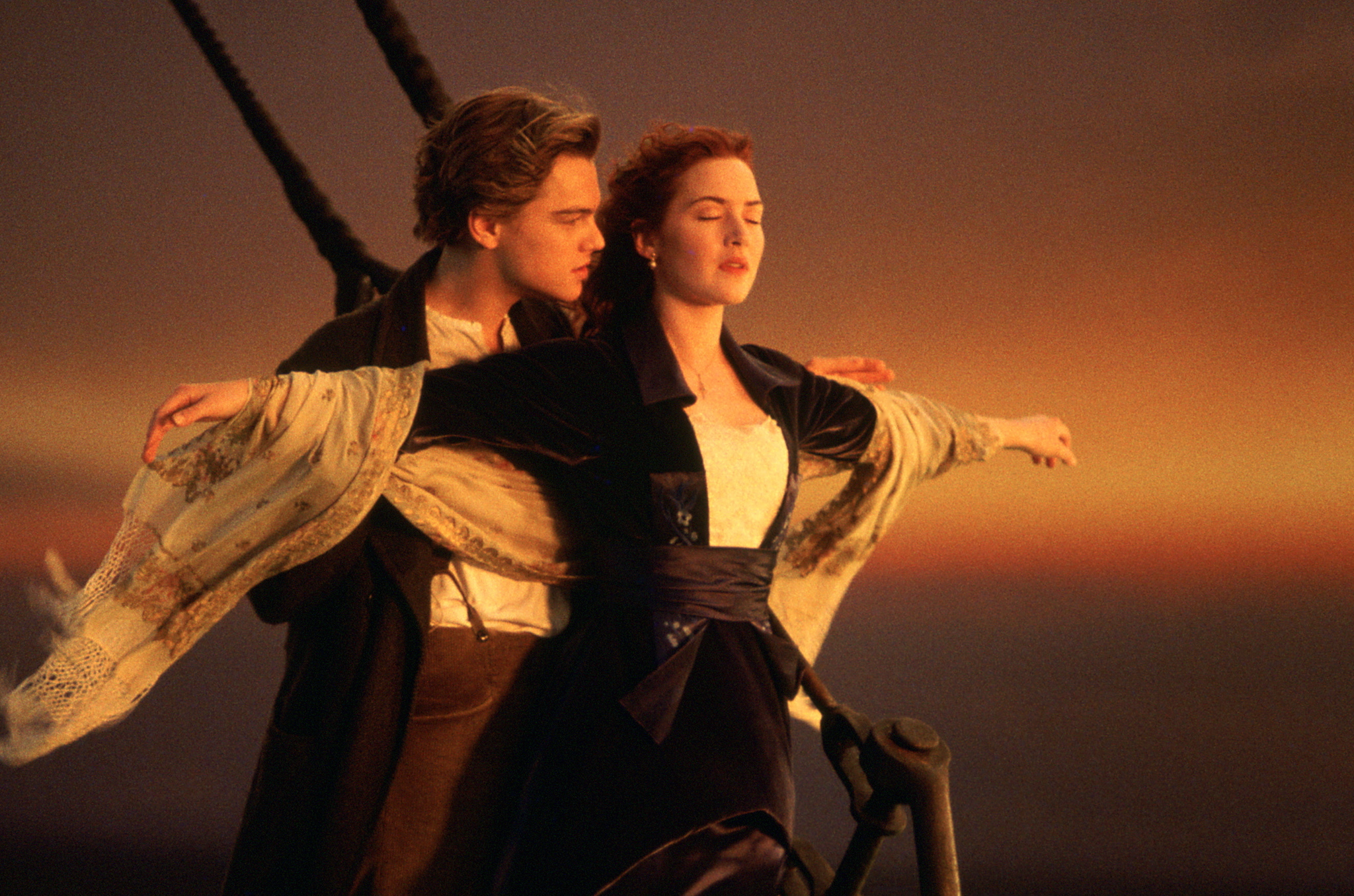 Romantic film: Titanic