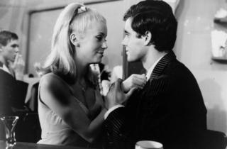 Romantic film: Umbrellas of Cherbourg