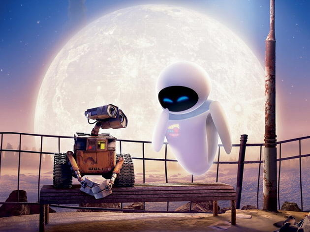 Romance movie: Wall.e