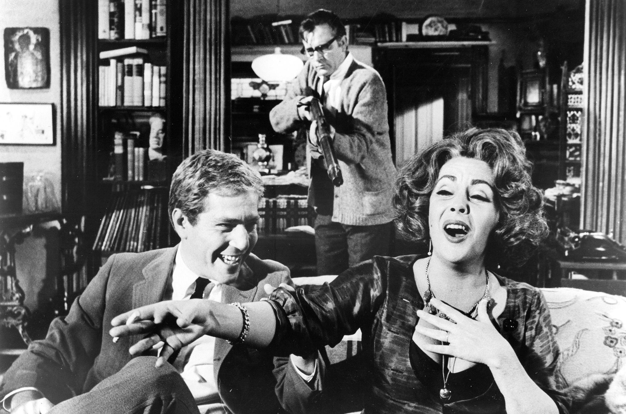 Romantic film: Who's Afraid of Virginia Woolf
