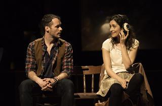 Once the musical Declan Bennett and Zrinka Cvitesic
