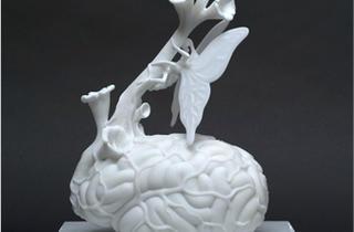 ('Gisant (the sound of the soul)', 2012 / Courtesy de la galerie Daniel Templon)