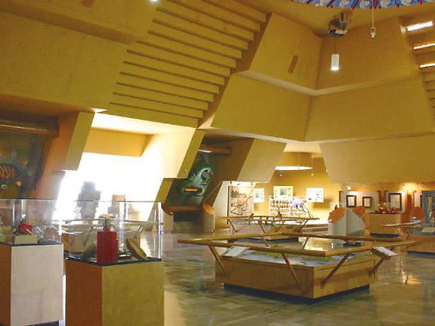 Museo del Fuego Nuevo