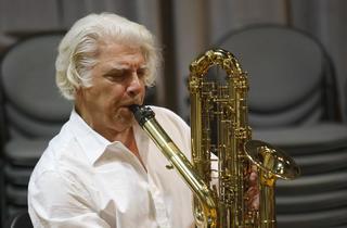 Vinny Golia + Sylvie Courvoisier/Mark Feldman Quartet