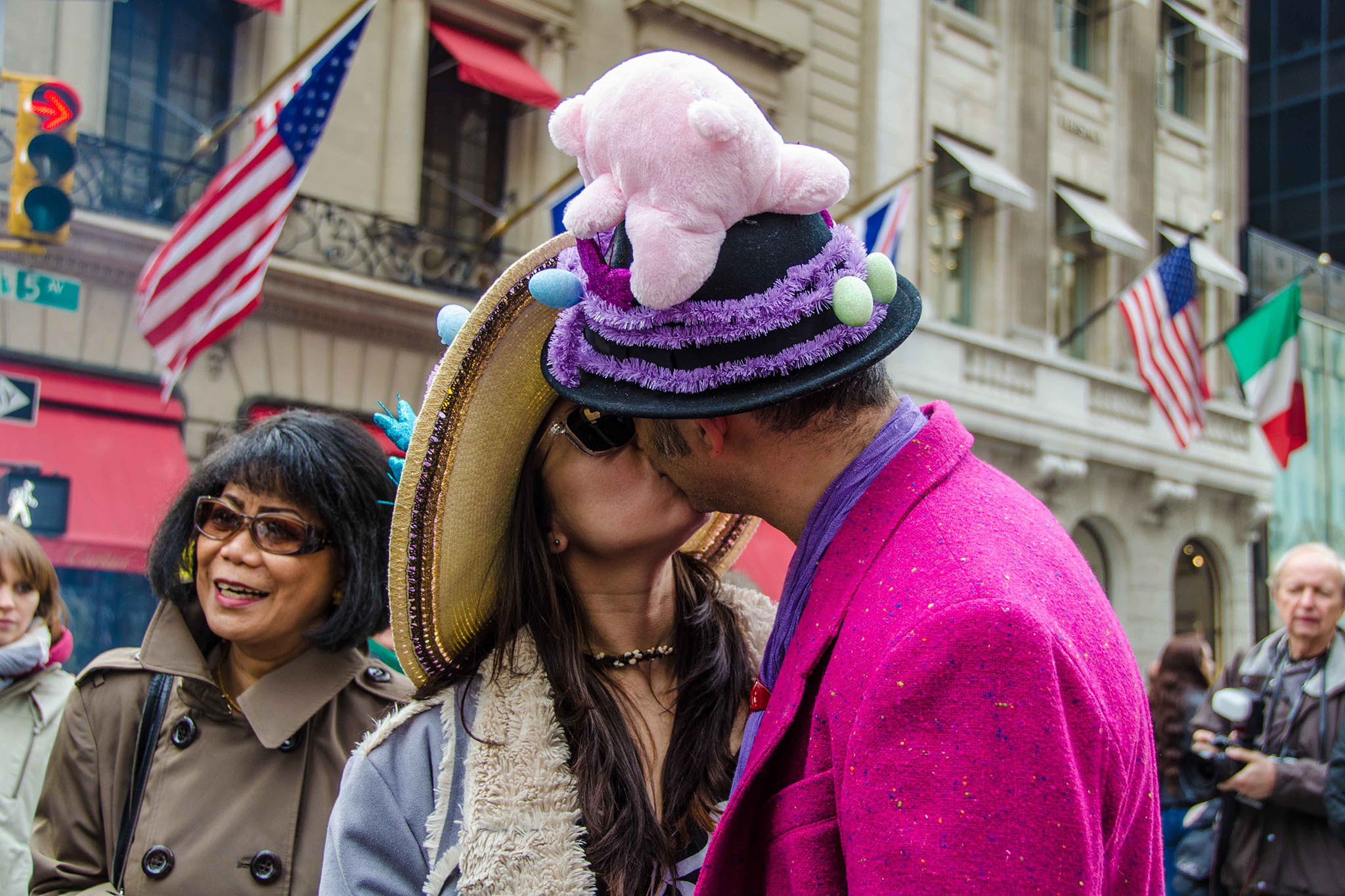 Easter Parade and Bonnet Festival 2013