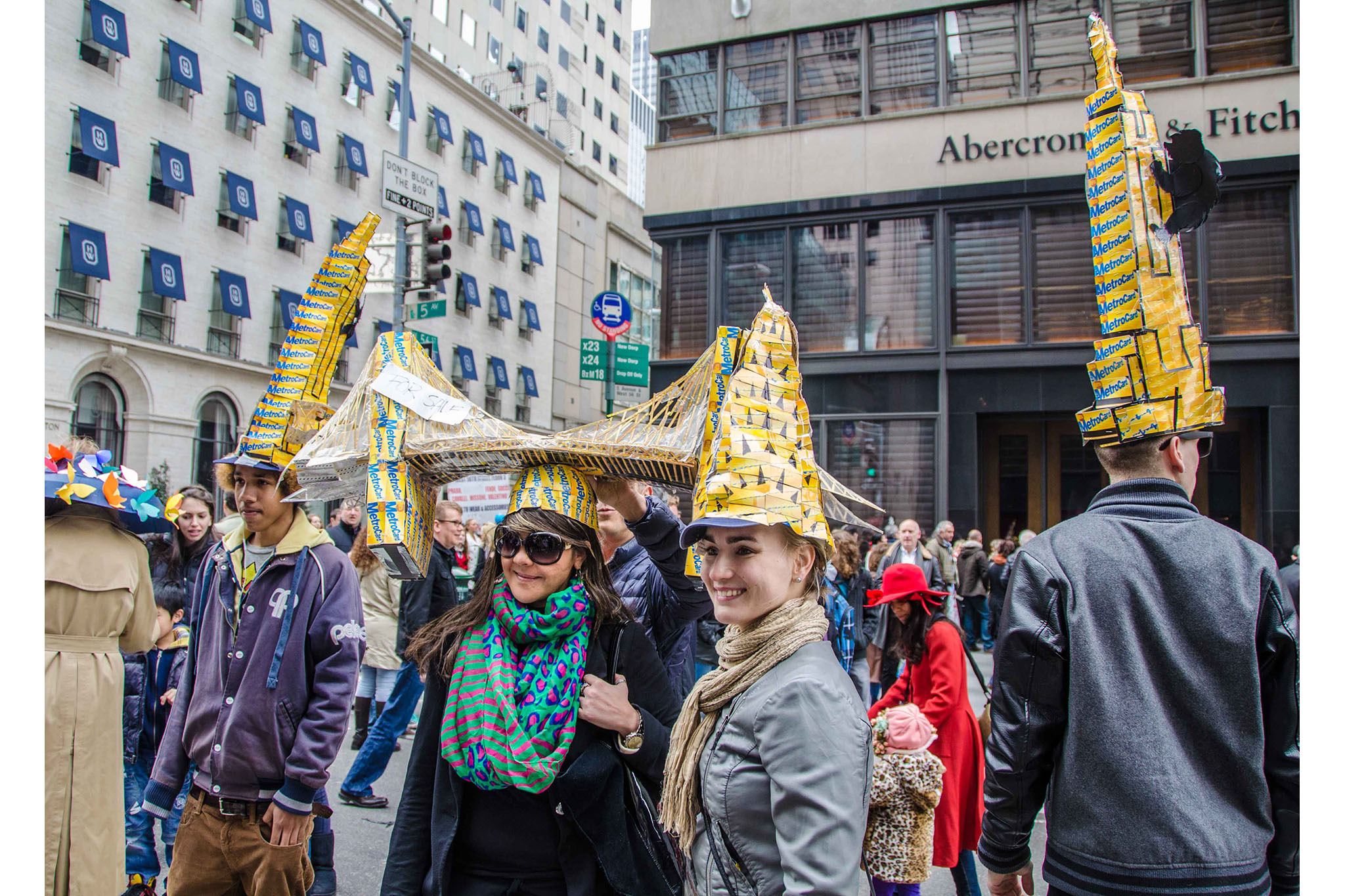 Easter Parade and Bonnet Festival in NYC guide