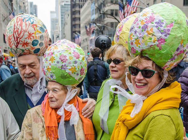 Easter in NYC