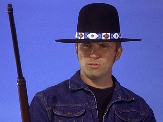 Nick Offerman presents Billy Jack