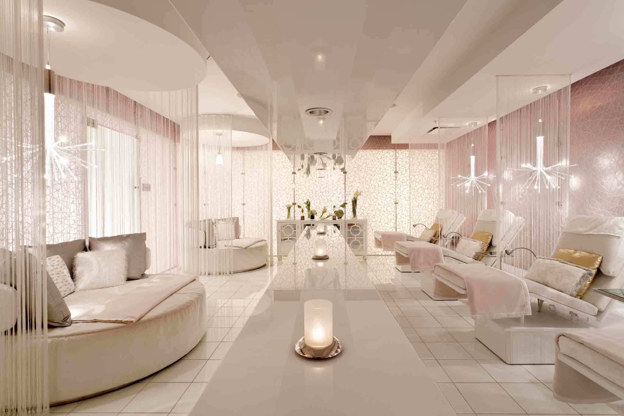 the ritz carlton spa you re greeted at the ritz carlton spa at la live ...