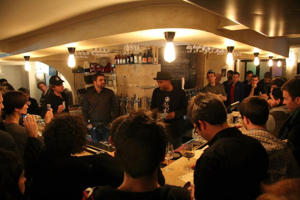 Bières • La Fine Mousse