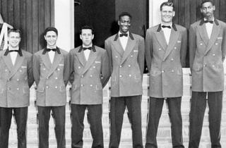Wilt Chamberlain: Borscht Belt Bellhop