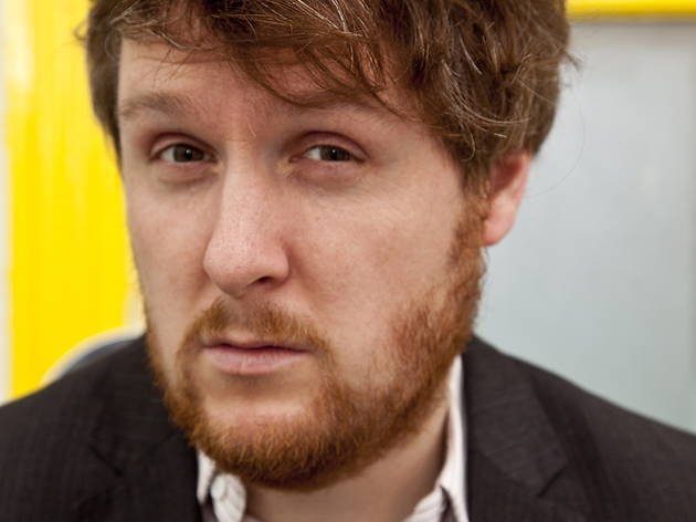 Plosive Comedy in Dulwich with Tim Key
