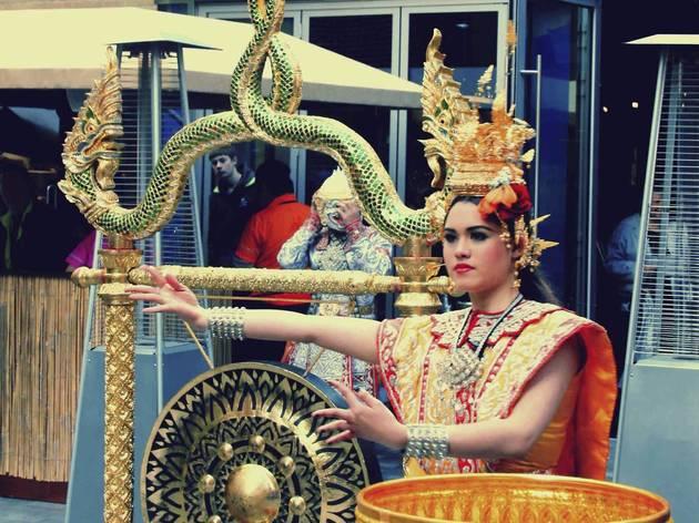 Songkran New Year Weekend Celebration