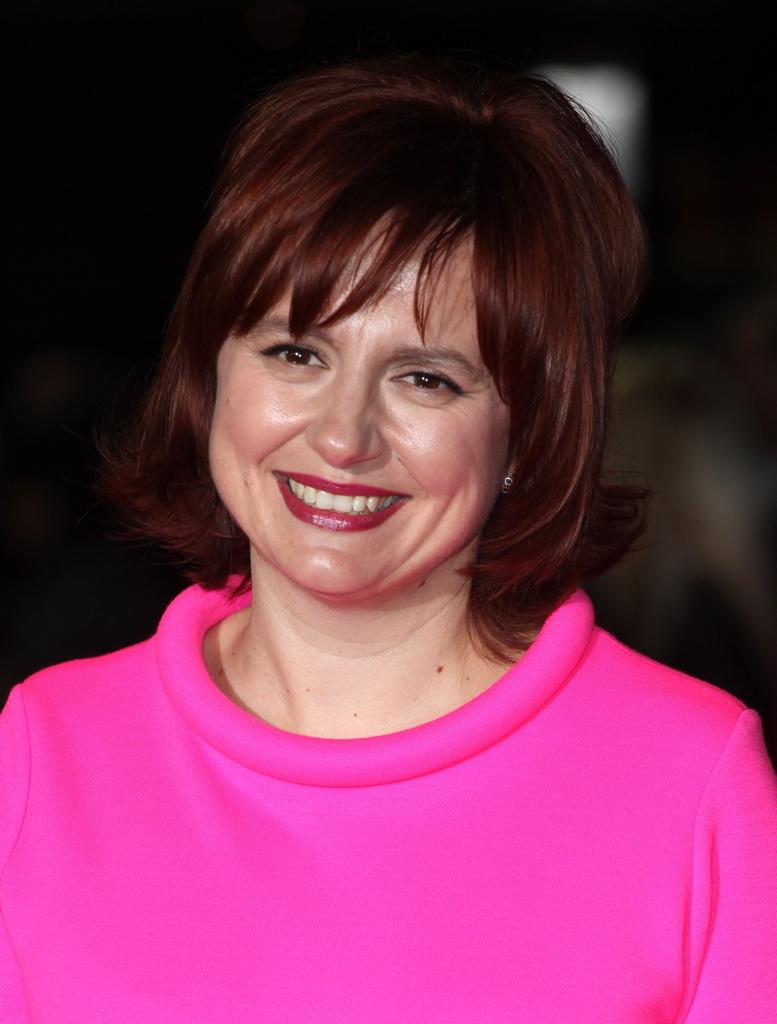 Clare Stewart, film industry insider