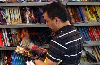 Arkham Comics