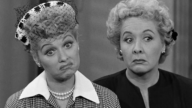 I Love Lucy (1951–1957)