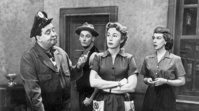 The Honeymooners (1955–1956)