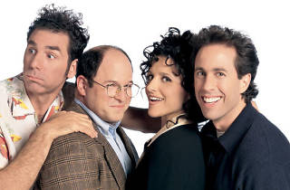 Brooklyn Cyclones Seinfeld Night
