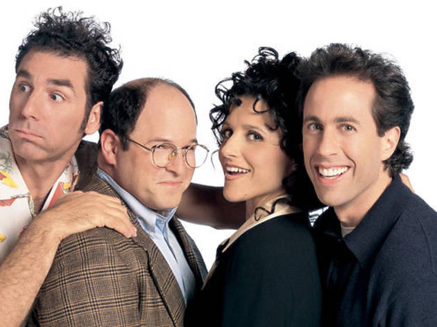 <em>Seinfeld</em> gets subway annoyances right