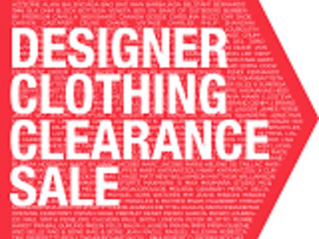 Secret Sample Sale