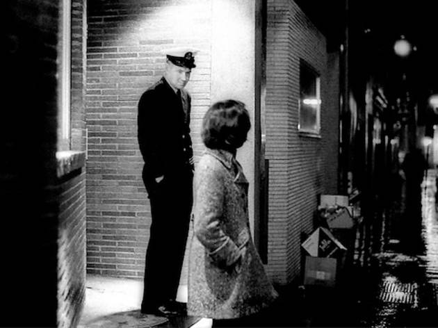 ('3am, Washington Street, Boston', 1968 / © Jerry Berndt)