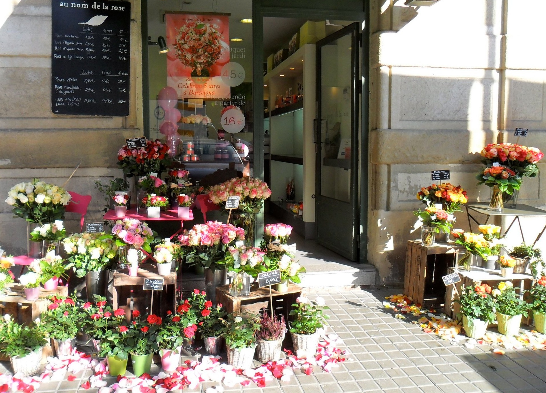 Florists In Barcelona Shopping Style Time Out Barcelona
