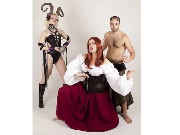 D20 Burlesque: FantaTease