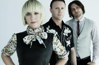 The Joy Formidable + Blood Red Shoes + You Won't