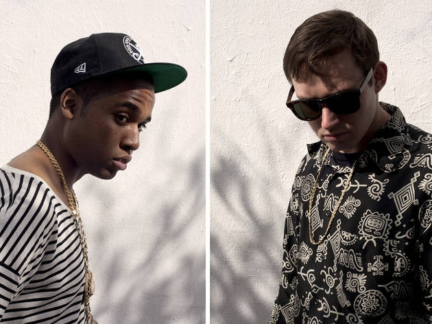 TNGHT's Lunice and Hudson Mohawke
