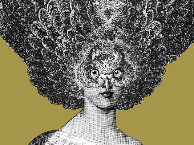 'Cecelia Huntress' (© Dan Hillier, represented by Nelly Duff)