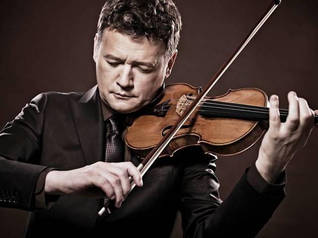 Concerts a Barcelona: Orquestra de Cambra Leos Janácek + Ivan Zennaty