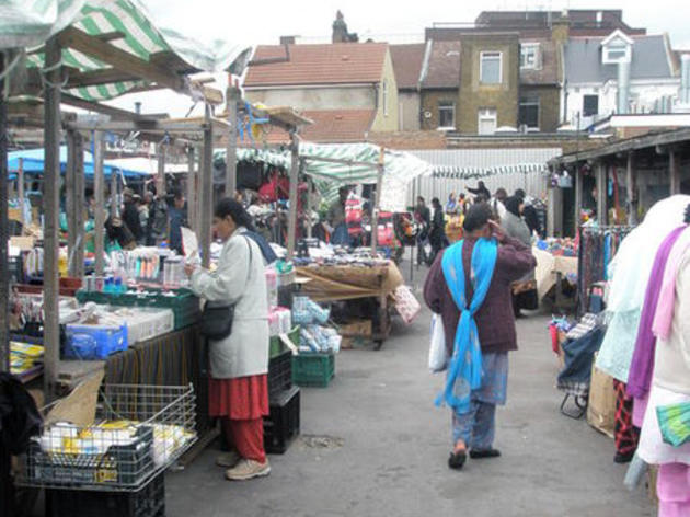 Southall Market