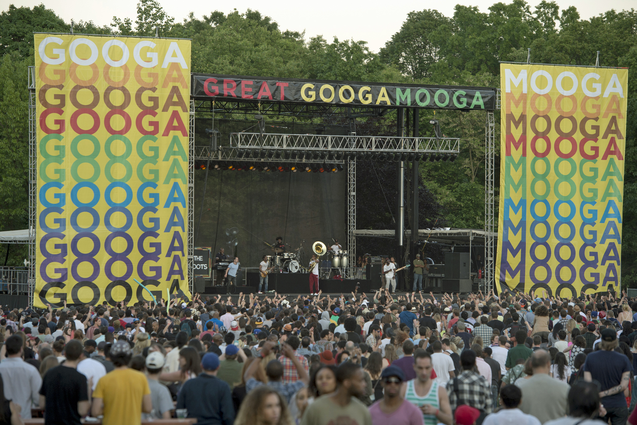 The Great GoogaMooga