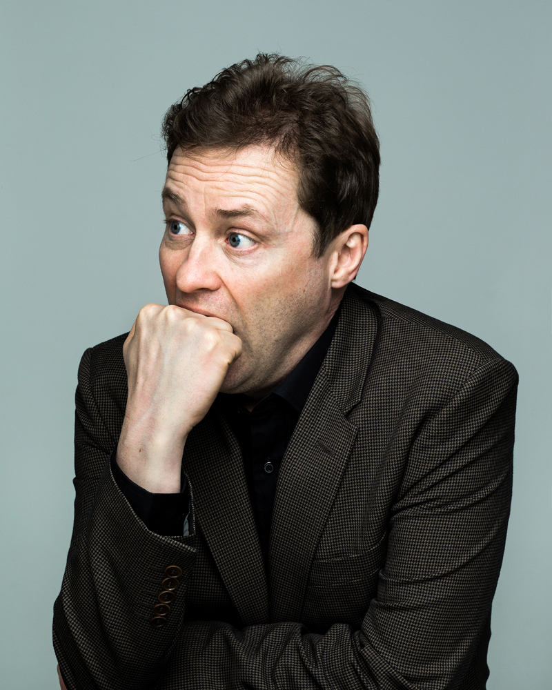 BRITISH SUMMER TIME: Ardal O'Hanlon