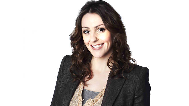 Suranne Jones: playing mum